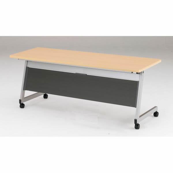 ホールディングテーブル FTZシリーズ パネル付 幅1800×奥行600×高さ720mm【FTZ-1860P】