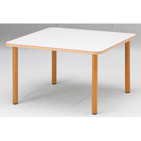 介護用テーブル 角型テーブル MTシリーズ 幅1200×奥行1200×高さ700mm【MT-1212】