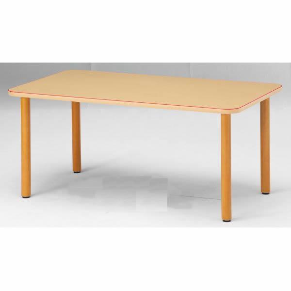 介護用テーブル 凹型テーブル MTシリーズ 幅1600×奥行1200×高さ700mm【MT-F1612】