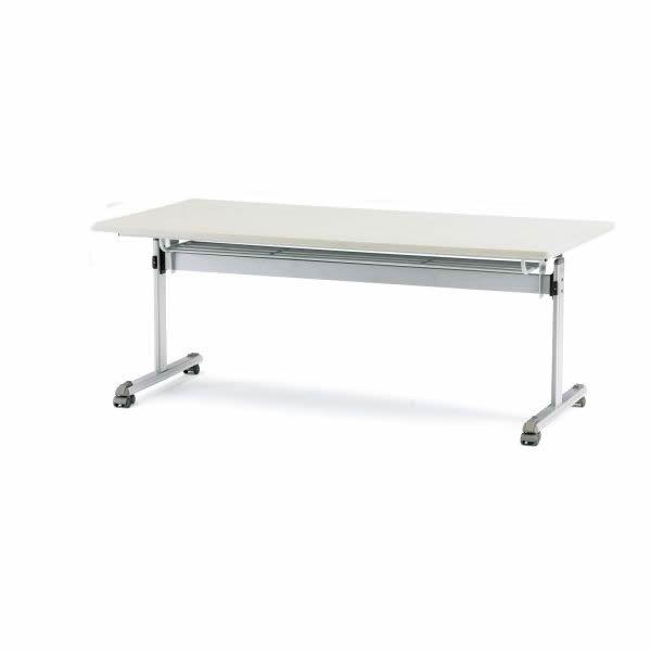 ホールディングテーブル MTSシリーズ 棚付 幅1800×奥行900×高さ700mm【MTS-1890TS】