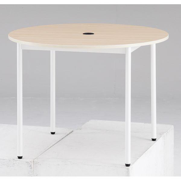 ミーティングテーブル RMシリーズ 丸型 φ1000×高さ720mm【RM-1000】
