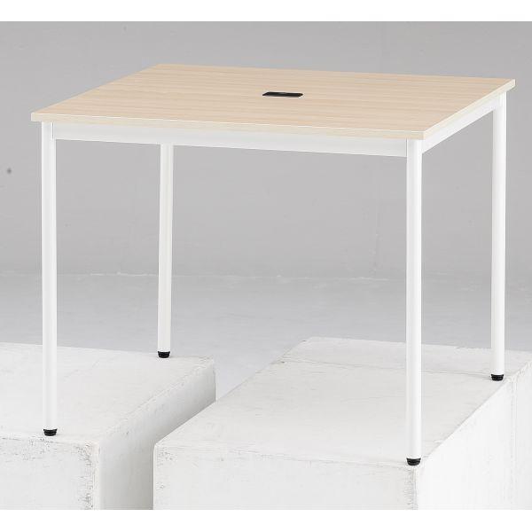 ミーティングテーブル RMシリーズ 角型 幅900×奥行900×高さ720mm【RM-990】