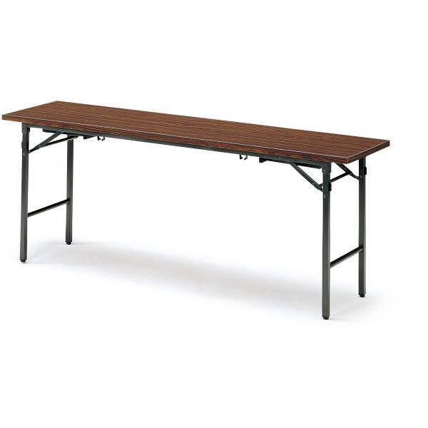 座卓兼用テーブル TKシリーズ 共貼りタイプ 幅1800×奥行600mm【TK-1860】
