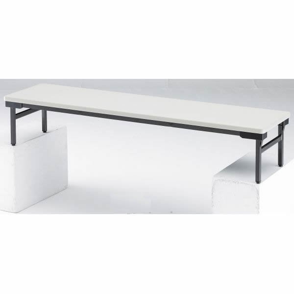 座卓テーブル(薄型) TZWシリーズ ソフトエッジ 幅1800×奥行450×高さ330mm【TZWS-1845】