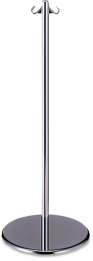 贅沢 コクヨ パーティションスタンド(ロープタイプ) コクヨ モダンスタイル高さ800mm シルバー【GB-PS10P82】, Voks:60327c91 --- uibhrathach-ie.access.secure-ssl-servers.info