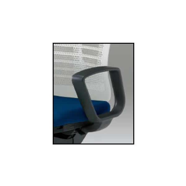コクヨ ベルガー 交換パーツ 肘 サークル肘 CRA-G1806 (肘のみ本体別売り)【CRA-G1806F6】