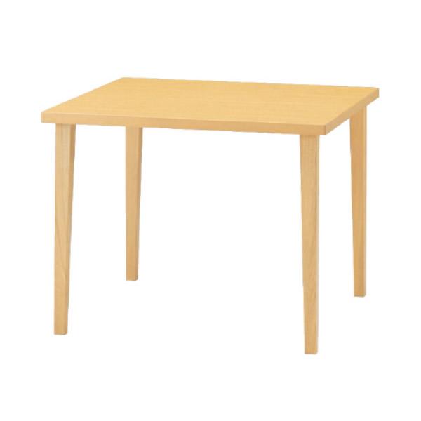 D-540シリーズ テーブル 幅800×奥行き800×高さ650mm (74446)【DT-543PRS】