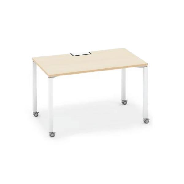 ワークフィット スタンダードテーブル 片面タイプ 幅1200×奥行700 アジャスター脚【SD-WFA127】