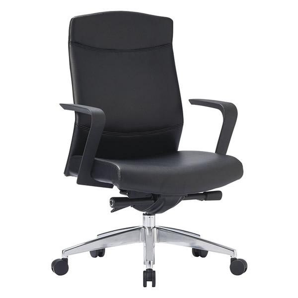 会議椅子 ローバックタイプ【RS-2485】