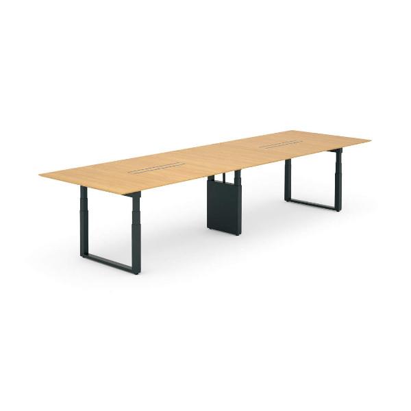 コクヨ 【WT-SX】天板昇降 会議テーブル 幅4800mm【WT-SXS4814】