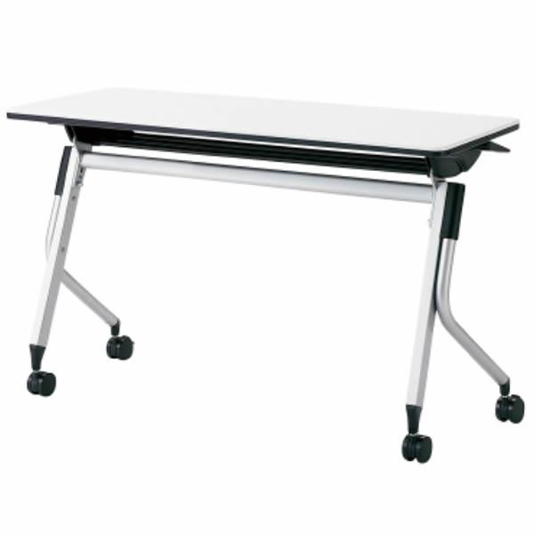 Linello2(リネロ2) フォールディングテーブル 幕板なし 幅1200×奥行450×高さ720mm【LD-415】