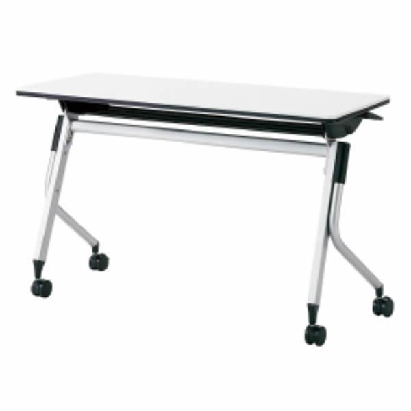 Linello2(リネロ2) フォールディングテーブル  幕板なし  幅1200×奥行450×高さ700mm【LD-415-70】