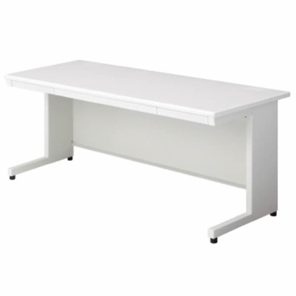 LEED Desk(リードデスク) 平机 L字脚(引出し付) 幅1600×奥行700mm【LE-167H】