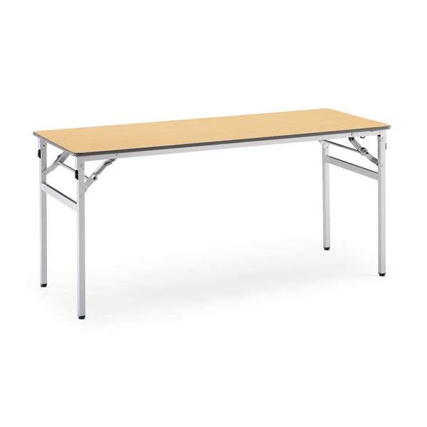 コクヨ 会議用テーブル KT-220シリーズ 折りたたみ机(長机) 棚なし 幅1500×奥行き450mm【KT-223】