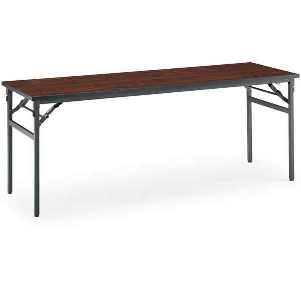 コクヨ 会議用テーブルKT-N120シリーズ 折りたたみ机(長机) 棚なし 幅1500×奥行き450mm【KT-N123】