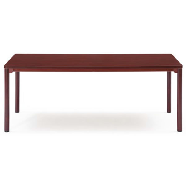 応接テーブル センターテーブル 丸脚 幅1800×奥行750×高さ700mm【CTR-1875】