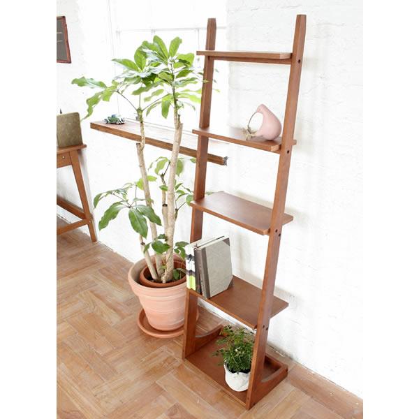 【hommage・オマージュ】Ladder Rack/ ラダーラック BR(ブラウン)【IC-HMR-2662BR】