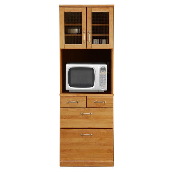 食器棚・レンジ台・ダイニングボード/ 【Delgado/デルガド】 レンジボード 60OP NA【Y-N1101】
