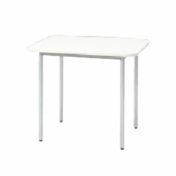 BM テーブル 幅800×奥行800×高さ700mm (623084)【BM-088】