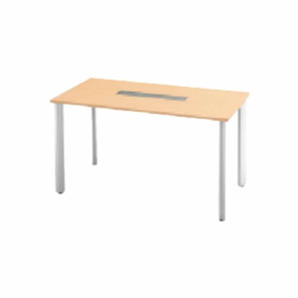 HLテーブル  長方形  幅1500×奥行750×高さ1000mm【HL-150HPR】