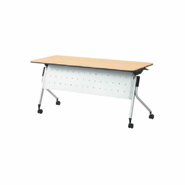 Linello2(リネロ2) フォールディングテーブル  幕板付  幅1500×奥行600×高さ700mm【LD-520M-70】