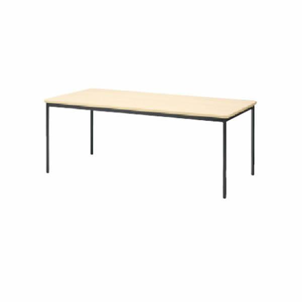 YB2テーブル  棚無し 塗装脚  幅1800×奥行900×高さ700mm【YB-630N】