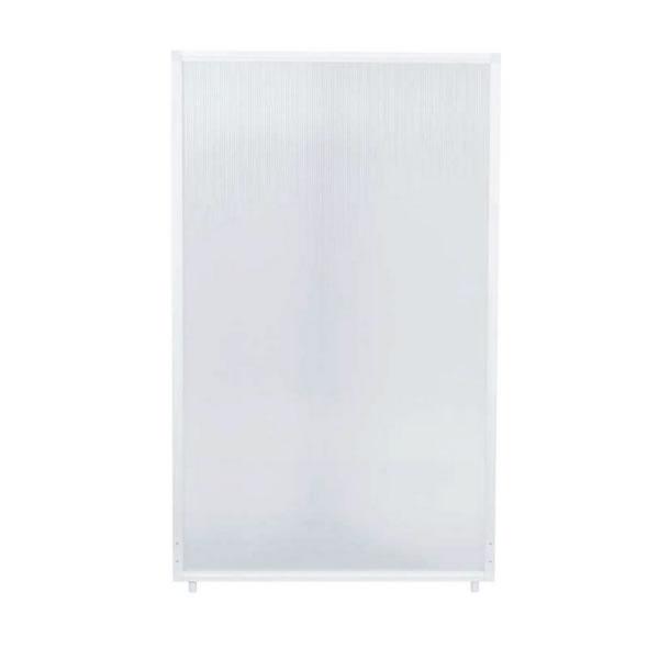 全面透明パネル 幅900×高さ1500mm【PSA-1509F】