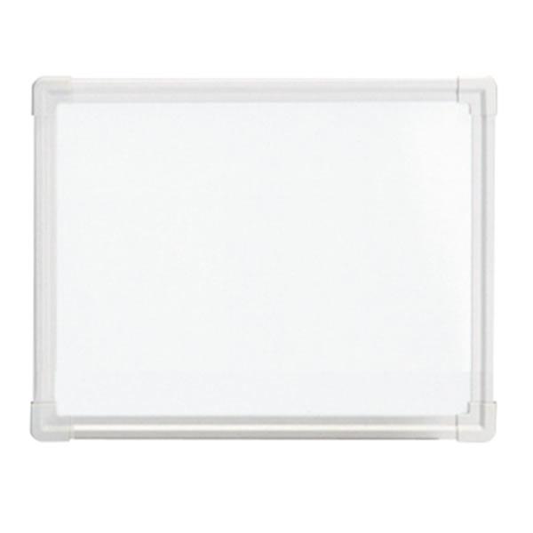 LB2シリーズ ホワイトボード 壁掛けタイプ 無地 幅600×奥行65×高さ450mm (423-868)【LB2-130SHW】