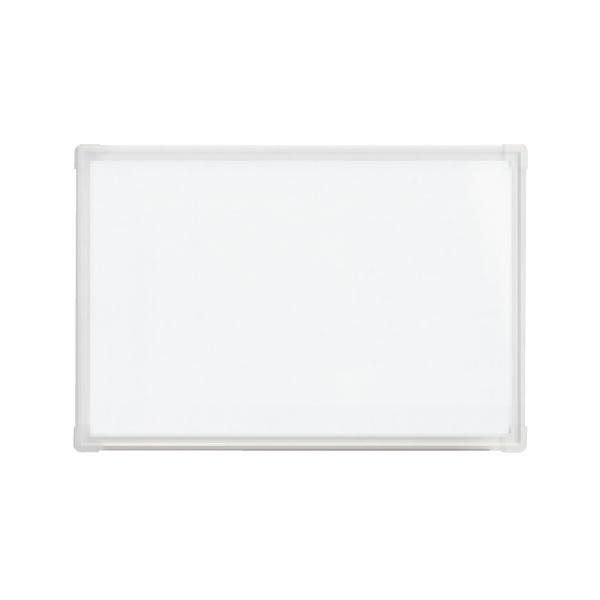 LB2シリーズ ホワイトボード 壁掛けタイプ 無地 幅1800×奥行65×高さ900mm (423-865)【LB2-360SHW】