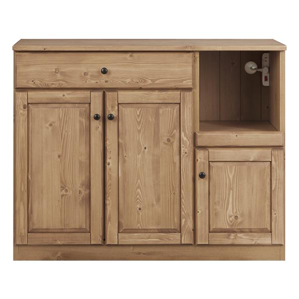 【GALETTE・ガレット】 キッチンカウンター/ カウンター 幅1050mm Nガレット105KC【Y-N1108】