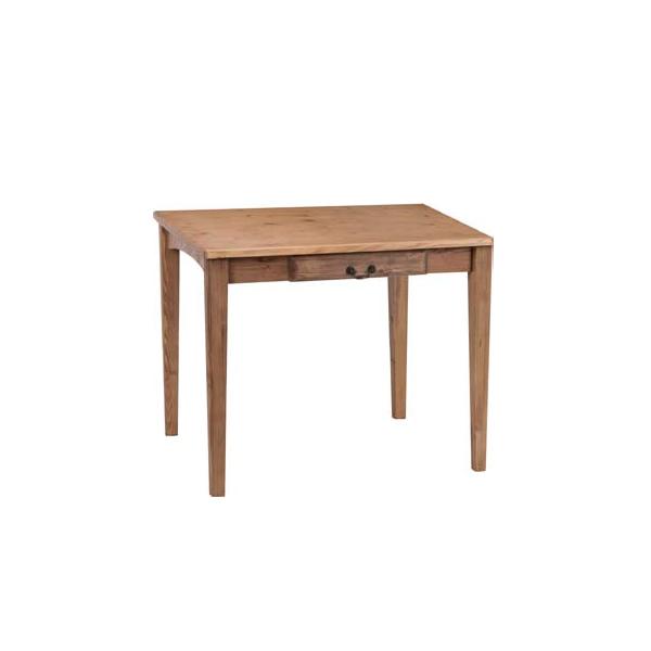 【GALETTE・ガレット】 ダイニングテーブル 幅800mm ガレット80NA(ナチュラル)【Y-O1175】