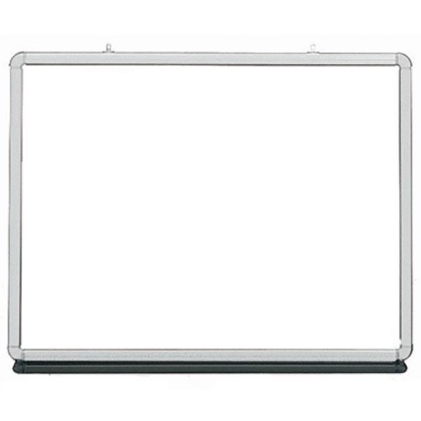 インテルナシリーズ ホワイトボード 壁掛けタイプ  幅1231×奥行106×高さ955mm (19-103)【NW2-N34N】