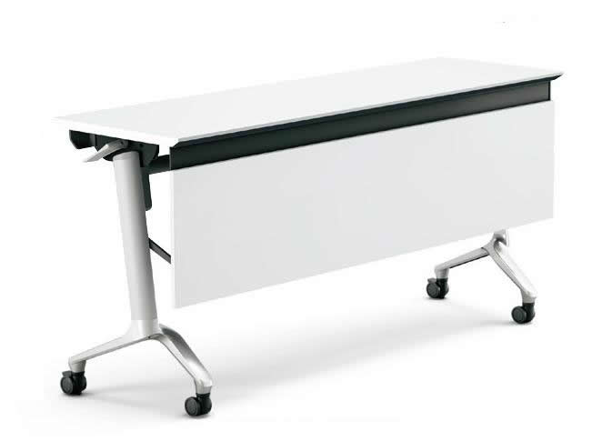 コクヨ コンフェスト フラップテーブル(ハイスペックタイプ) 幅1800×奥行450×高さ720mm【KT-P1300H】