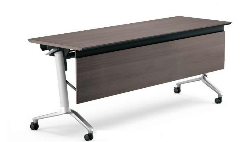 コクヨ コンフェスト フラップテーブル(ハイスペックタイプ) 幅1800×奥行450×高さ720mm【KT-PS1300H】