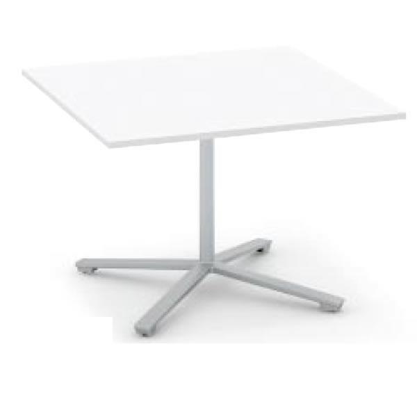 コクヨ ビエナ VIENA 正方形テーブル(単柱脚) 塗装脚タイプ 幅1050×奥行1050×高さ720mm【MT-V1010-N】