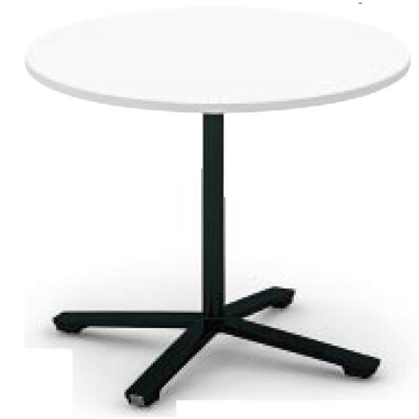 コクヨ ビエナ VIENA 円形テーブル(単柱脚) 塗装脚タイプ 幅750×奥行750×高さ720mm【MT-VE7】