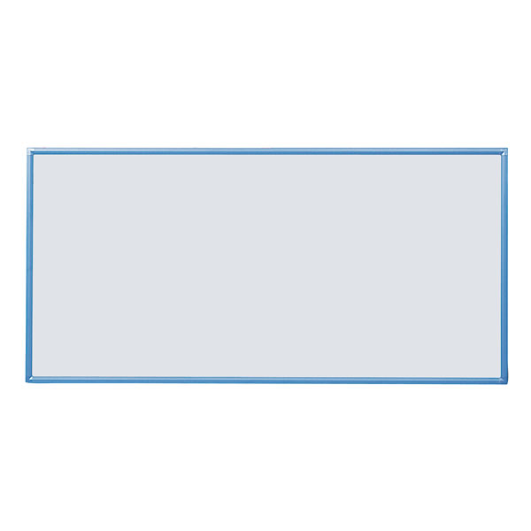 クリーンボード Bタイプ ホワイトボード ホーロータイプ カラーバリエーション 1800×900mm【RBH36】