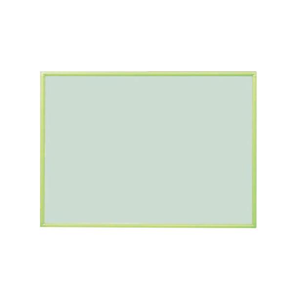 クリーンボード Bタイプ ホワイトボード スチールタイプ カラーバリエーション 1200×900mm【RBV34】
