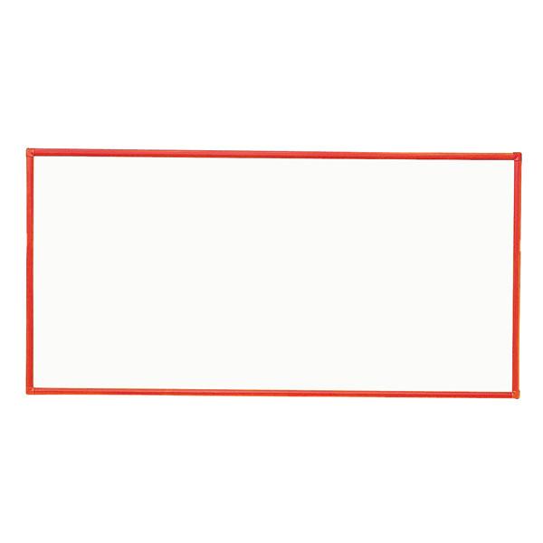 クリーンボード Bタイプ ホワイトボード スチールタイプ カラーバリエーション 1800×900mm【RBV36】