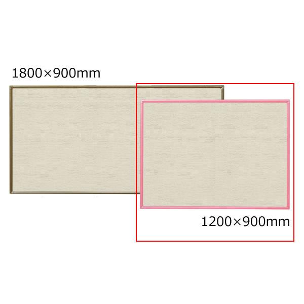 クリーンボード 掲示板 ピンタイプ カラーバリエーション 1200×900mm【RCK34】