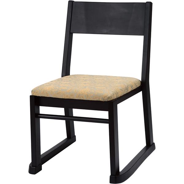 和室用座椅子【WZS3BK】