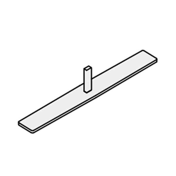 コクヨ stripel(ストライプル)専用 安定脚【SNA-ST10E6A】