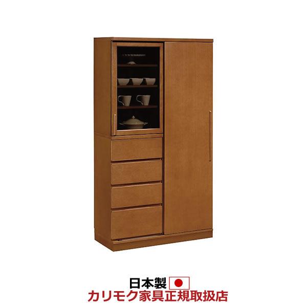 カリモク 食器棚 幅1010mm 高さ1909mm【EU3650】