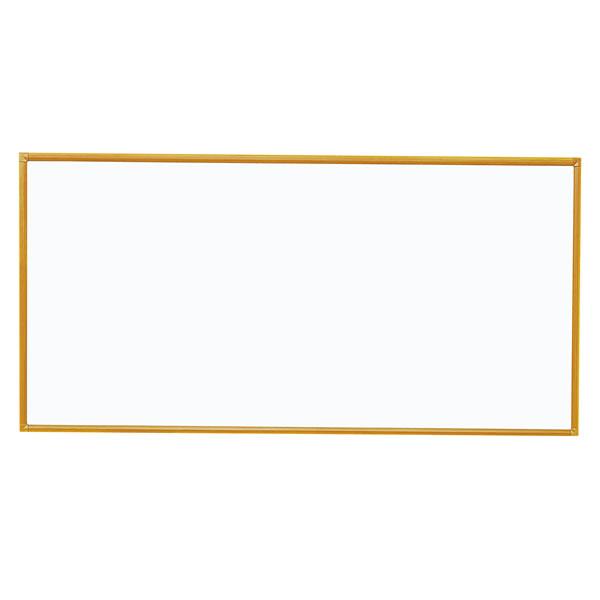 クリーンボード Cタイプ ホワイトボード スチールタイプ 1800×900mm【RCV36】