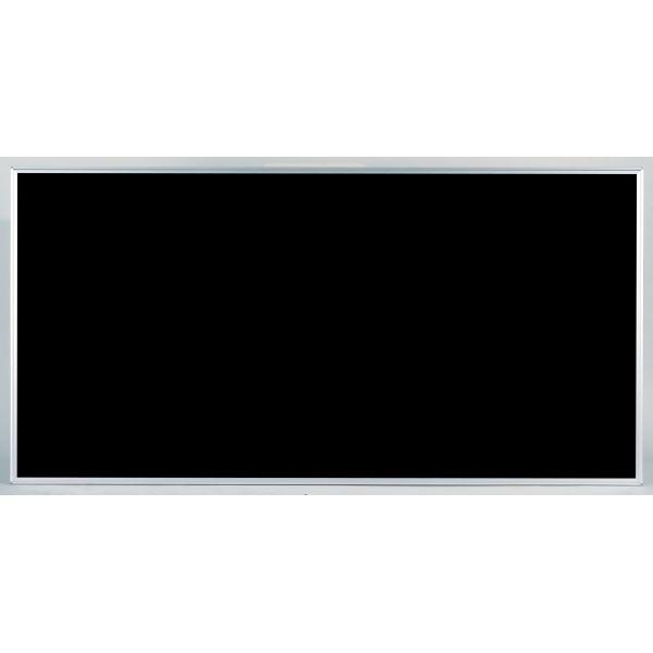 スチールブラックボード 壁掛け 1810×910mm【MEB36】