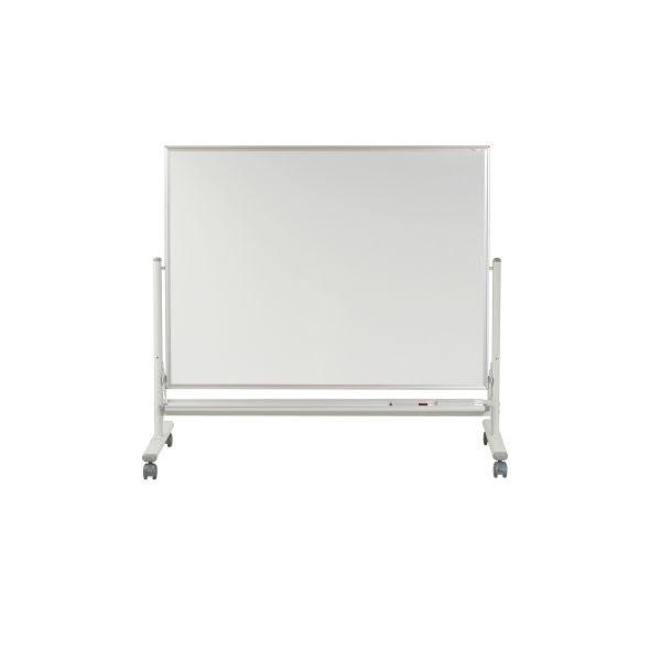 低位置黒板 両面仕様 ホワイトボード/黒板 1210×910mm【MSHL34TDN】