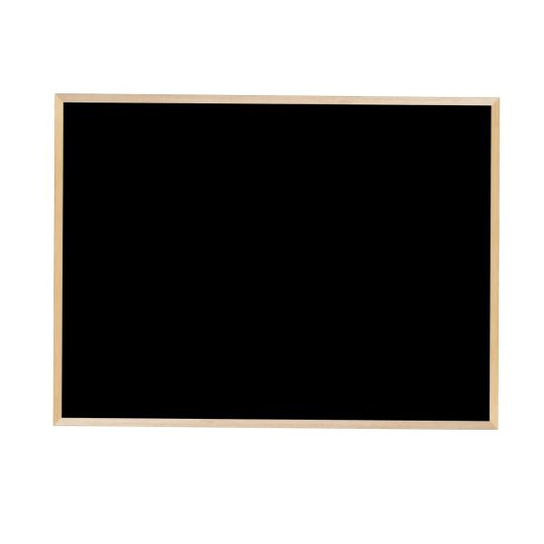 木枠ボード スチールブラックボード 1200×900mm【WOEB34】