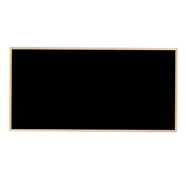 木枠ボード スチールブラックボード 1800×900mm【WOEB36】