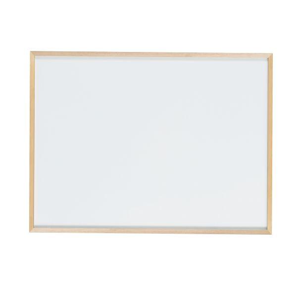 木枠ボード ホーローホワイトボード 1200×900mm【WOH34】