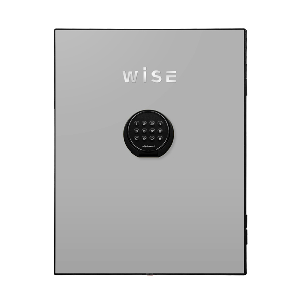 【送料無料】ディプロマット WISEプレミアムセーフフェイスパネル(ライトグレイ) WS500FPLG